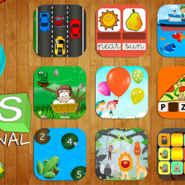 Banner Kids Educational Game 3
